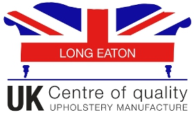 UK Centre of Upholstery Logo colour